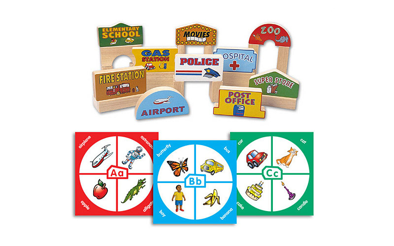 cartoon alphabet designs for young children's educational products supplier