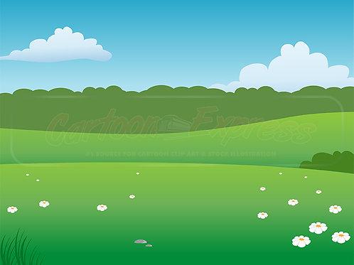 pasture background