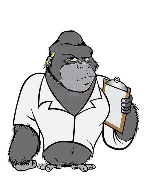 gorilla labsuit