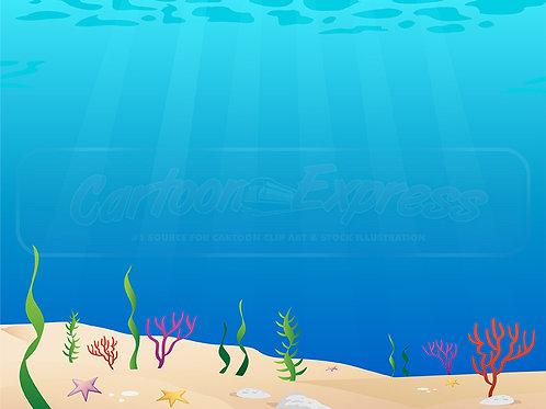ocean seafloor