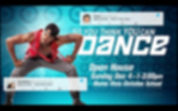 S You Thik You Can Dance Powerpoint for private school