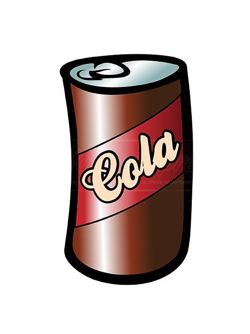 Cola soda