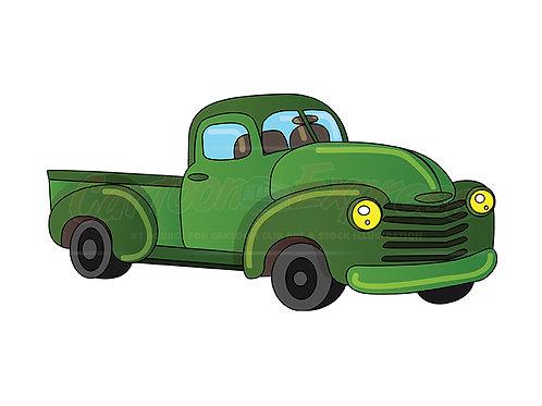 truck pick-up