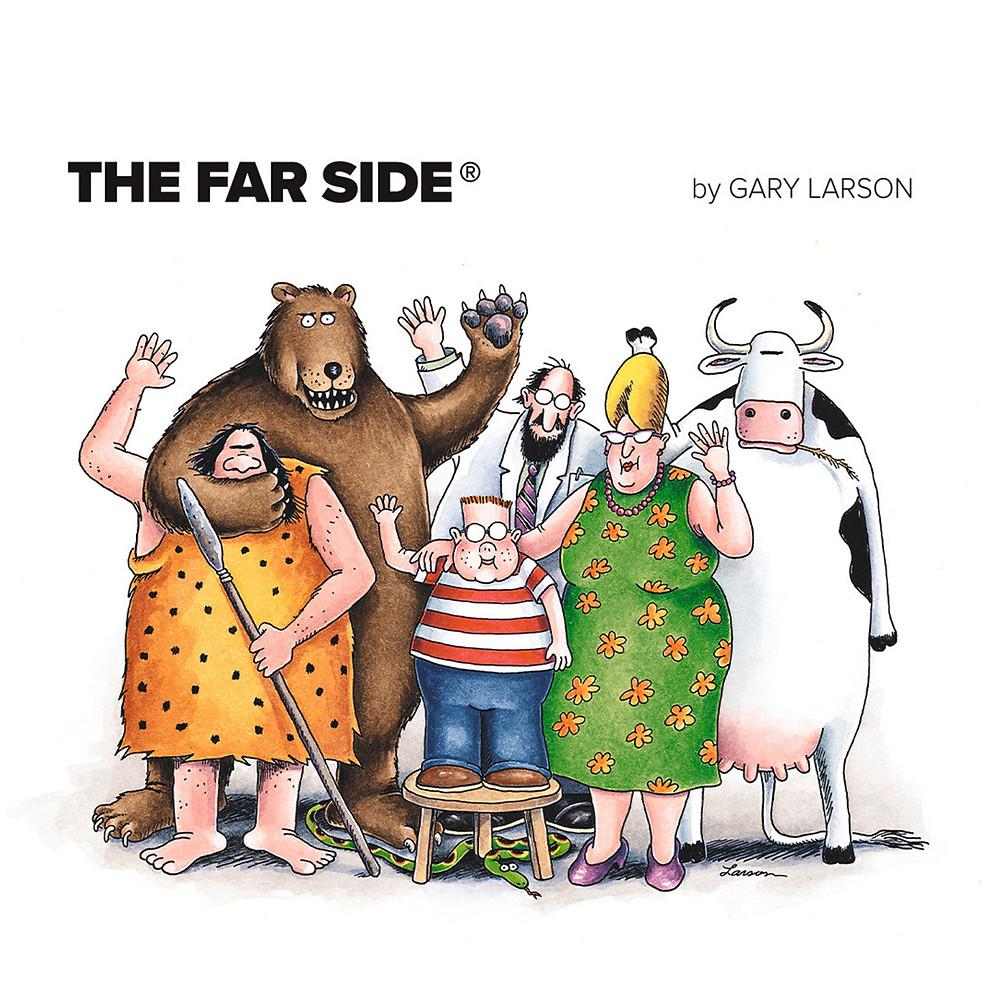 The Far Side cartoon by Gary Larson