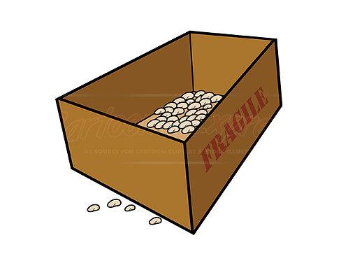 box fragile