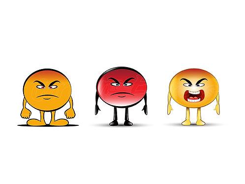 emojis angry