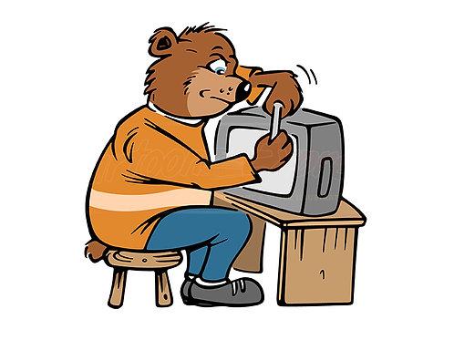 bear repair