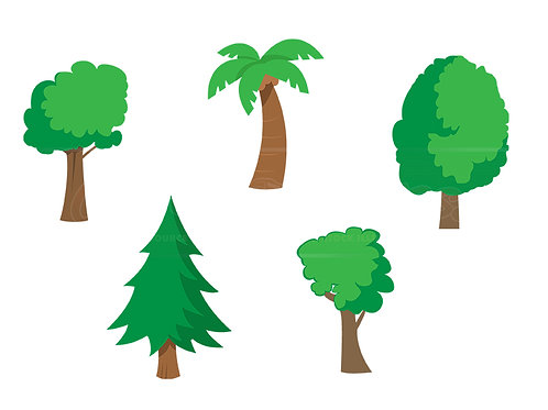trees collection 2