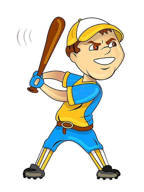 baseball player bobblehead