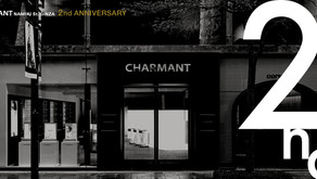 【2nd ANNIVERSARY】シャルマン 銀座並木通り 開店2周年記念