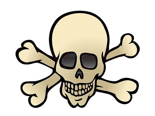 skulls crossbones