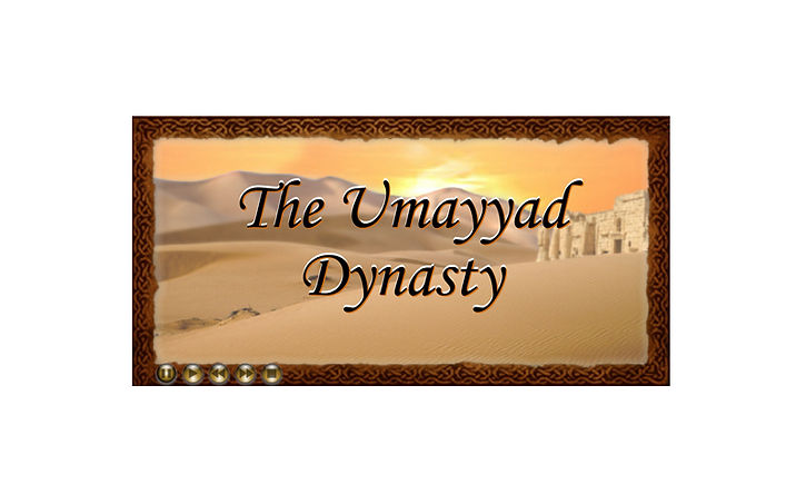 The Umayyad Dynasty - Instructional video for defense contractor