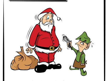 Ho, ho, no!