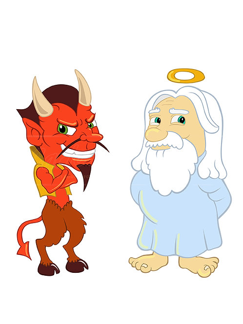 God and Devil