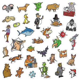 random cartoon animal collection 2.jpg