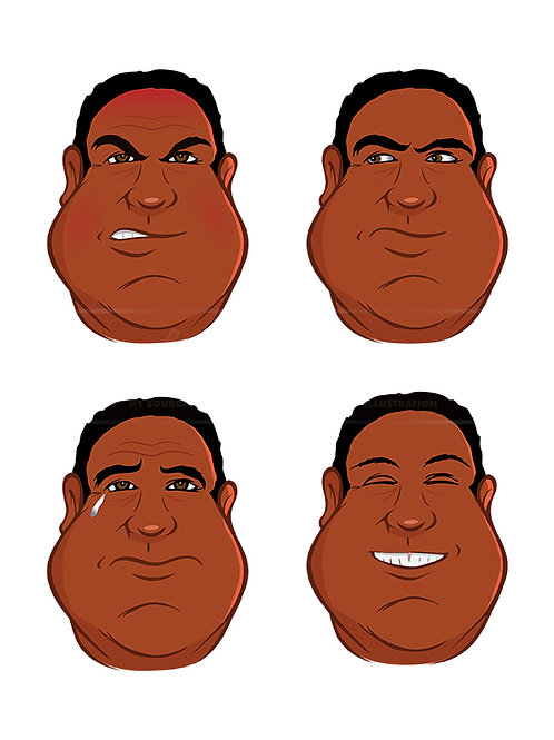 black guy expressions