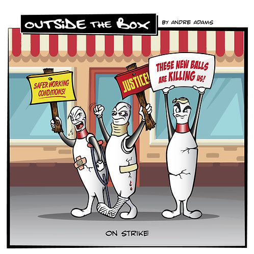 Outside the Box-On-Strike