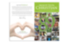 Fundraising brochure for private 6-12 school
