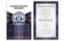 Senior Awards invites for private school