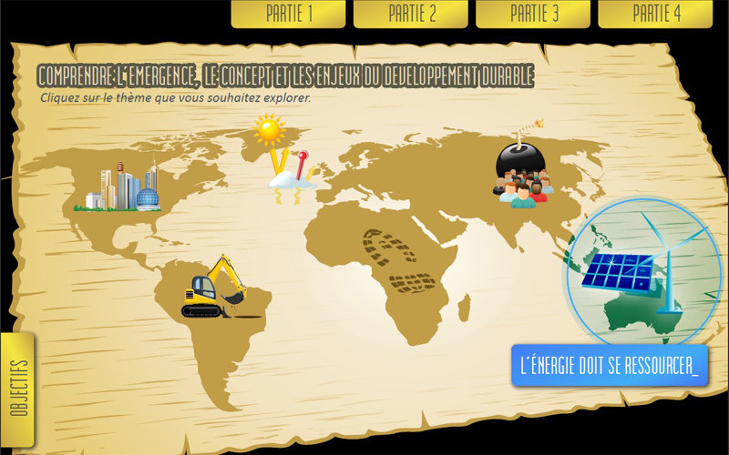 infographics world map for client