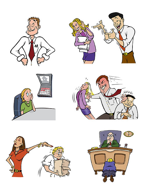 office life collection I