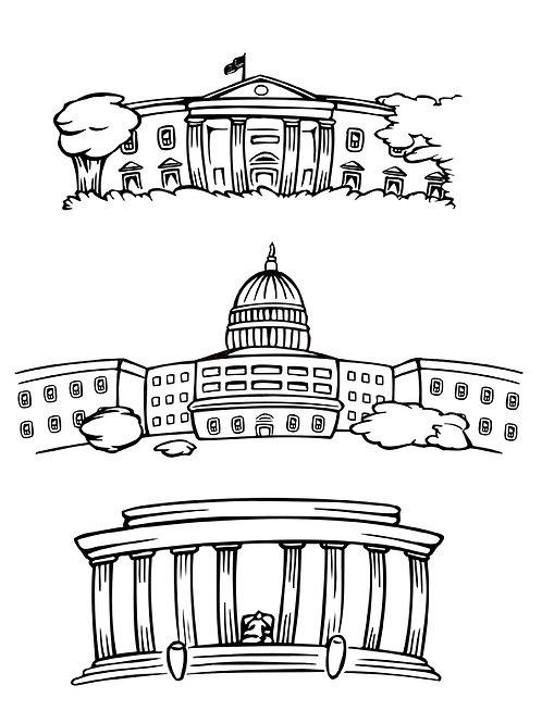 Washington DC buildings
