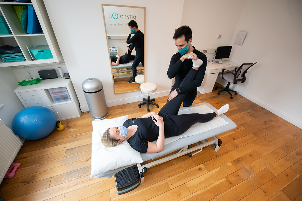 Pure Air Zone at Physio-On