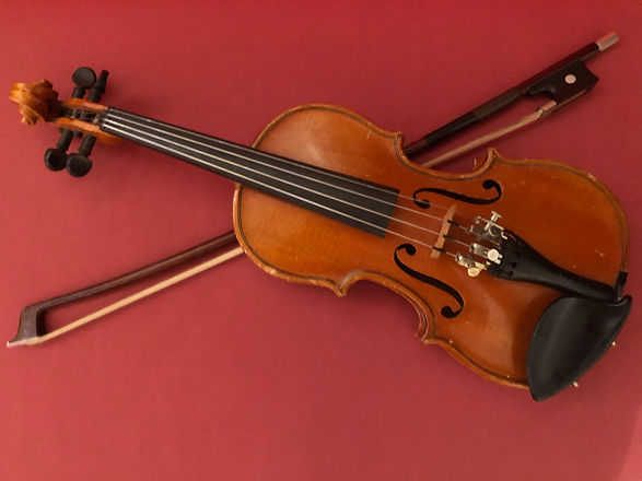 16tel Geige