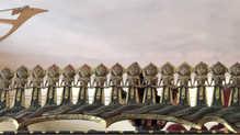 wird in Thailand über dem Hauseingang angebracht