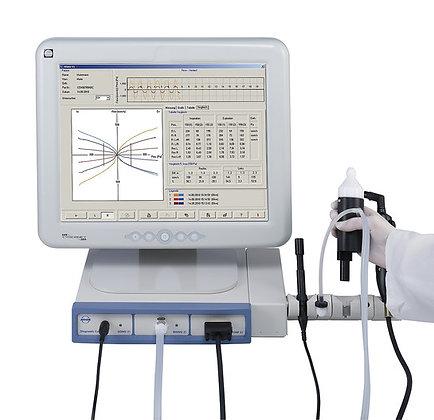Diagnostic Cube: Rhinomanomètre