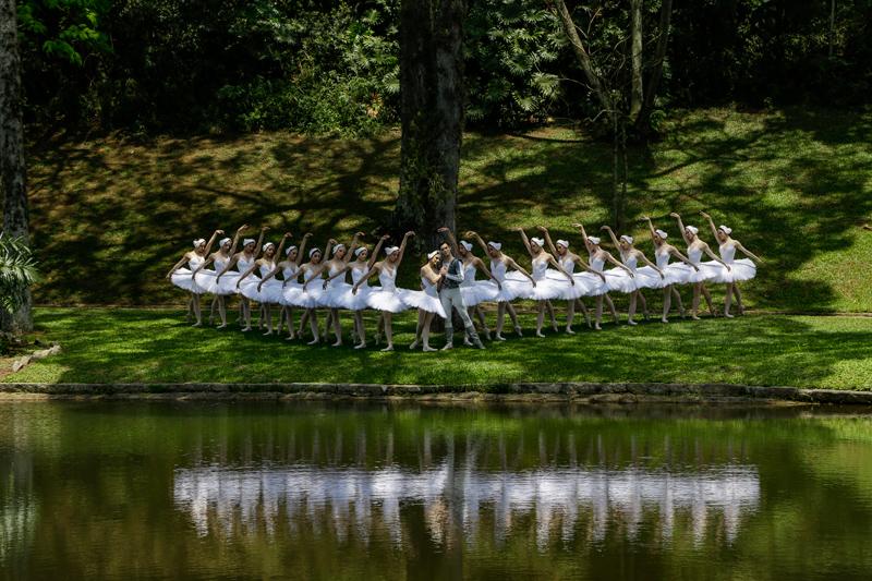 O Lago dos Cisnes | SPCD