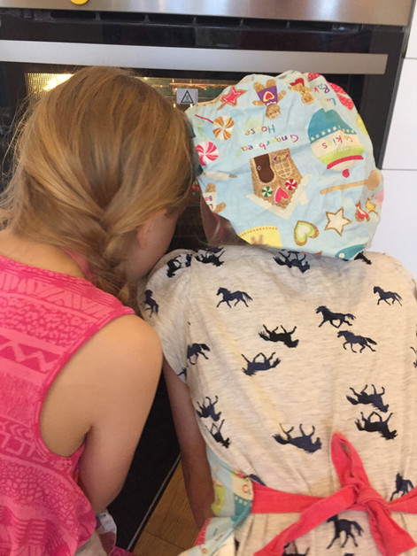 'Bake With Me' macaron class