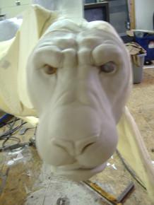 Lion Animatronic