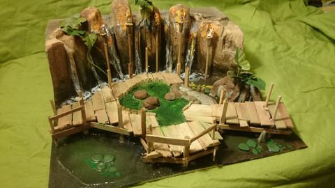 Waterfall Revamp