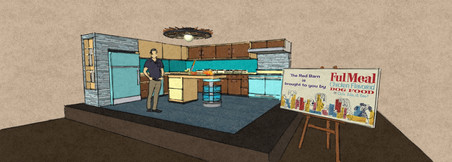 Kitchen of Tomorrow