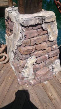 Wharf Corner Stone