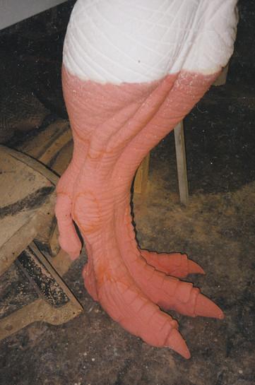 T Rex Leg