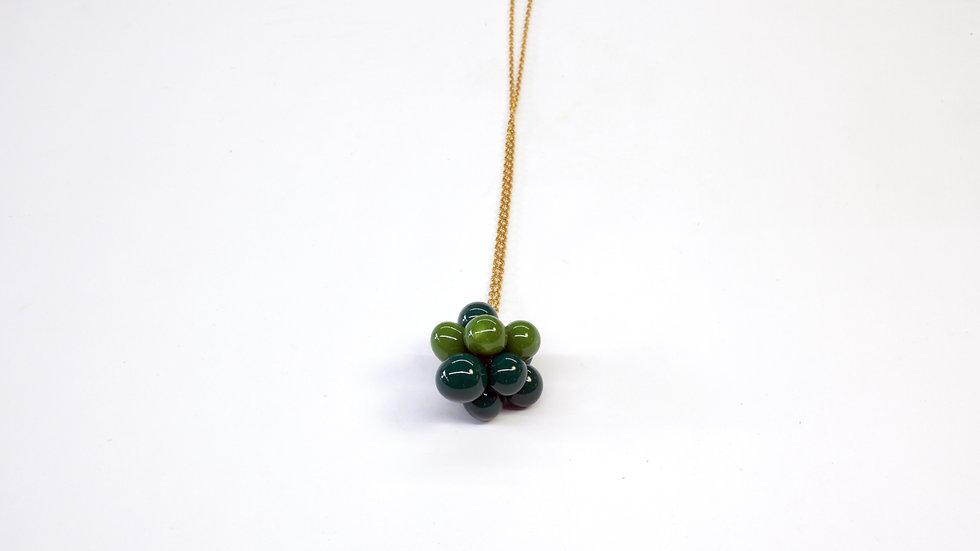 Ciondolo Nuts Verde Bosco, Verde Trifoglio