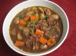 Recipe for Cawl (lamb stew)