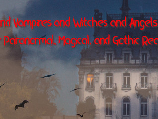 A Giveaway for Paranormal, Magical, and Gothic Reads