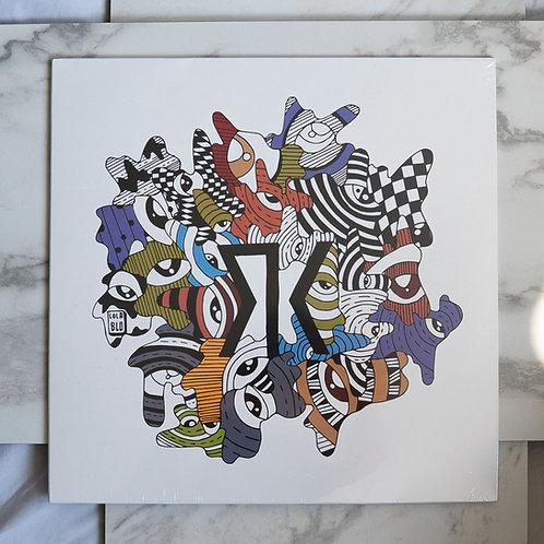 """A.Y.N. Vinyl 12"""" - Rival Karma Debut E.P."""