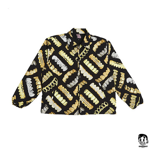 "GB ""GRILLZ"" JACKET"