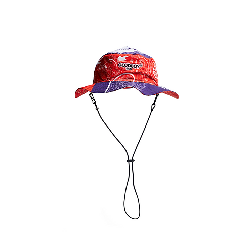 GB BANDANA HAT MULTI