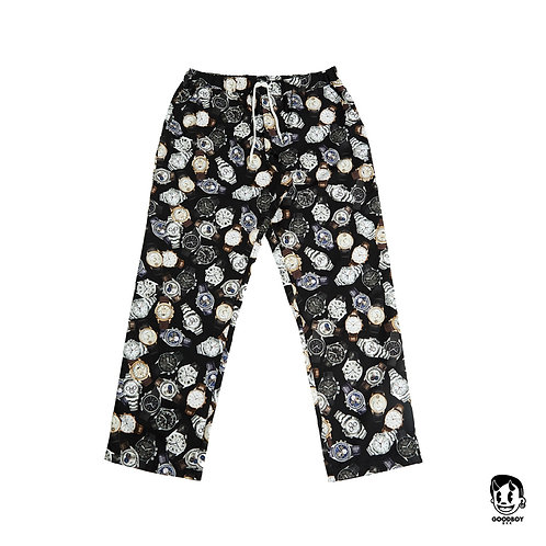 "GB ""LAXURY WATCH"" PANTS"