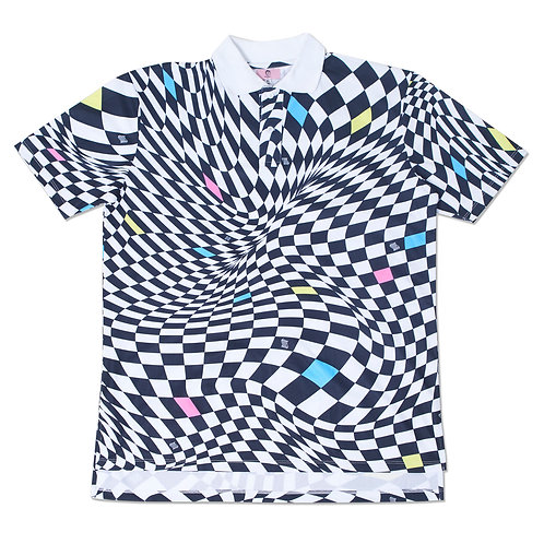 Polo illusion in multicolor