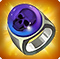 Deadliest Curse ring