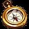 Compass Airship Travel Item