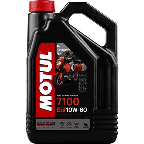 Motul 7100 4T Oil 10W-60  4L
