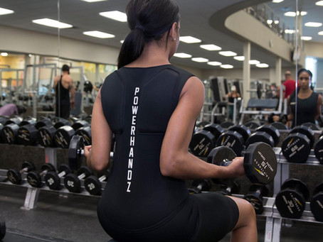 CHECK OUT This Research Conducted Around The POWERHANDZ POWERSUIT