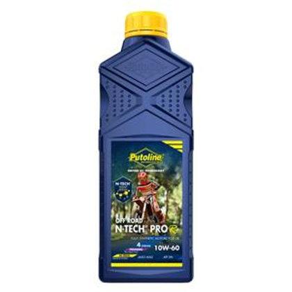 Putoline N Tech Pro Off Road R 10W60
